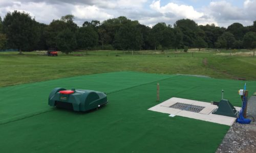 Automatic golf course mowers: the experience of High Legh Park Golf Club