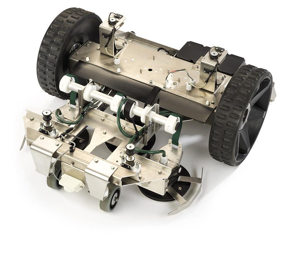 nouveaux tondeuses robots belrobotics 2018