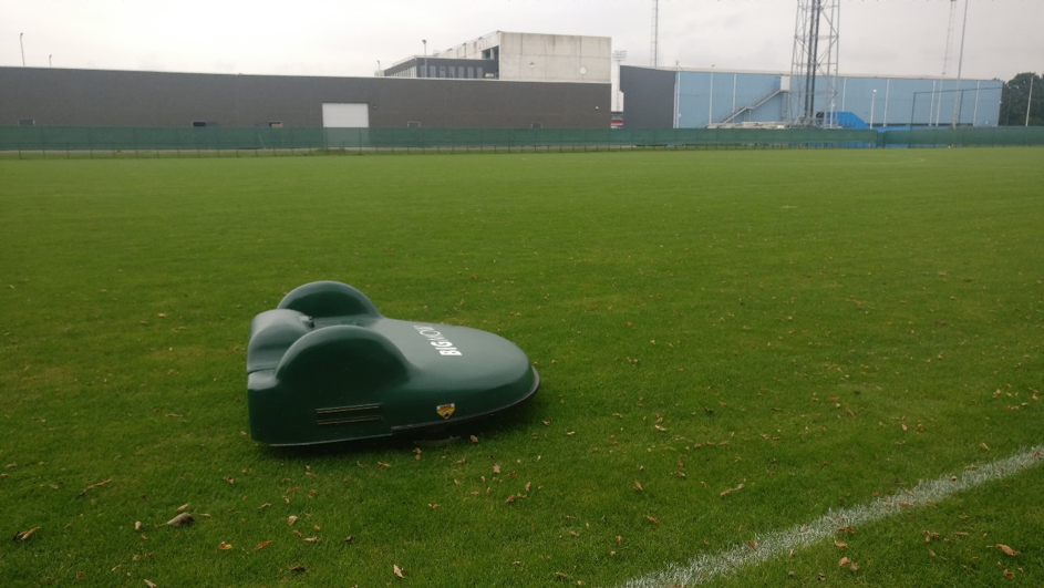 Connected lawnmower, feedback of experience from the municipality of Beveren